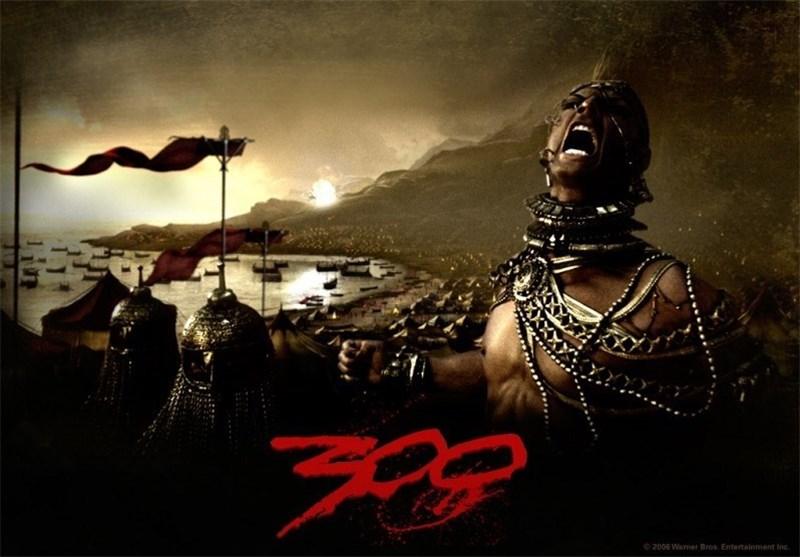 آغاز تبلیغات سری دوم فیلم ضدایرانی «300» در سینماهای آمریکا