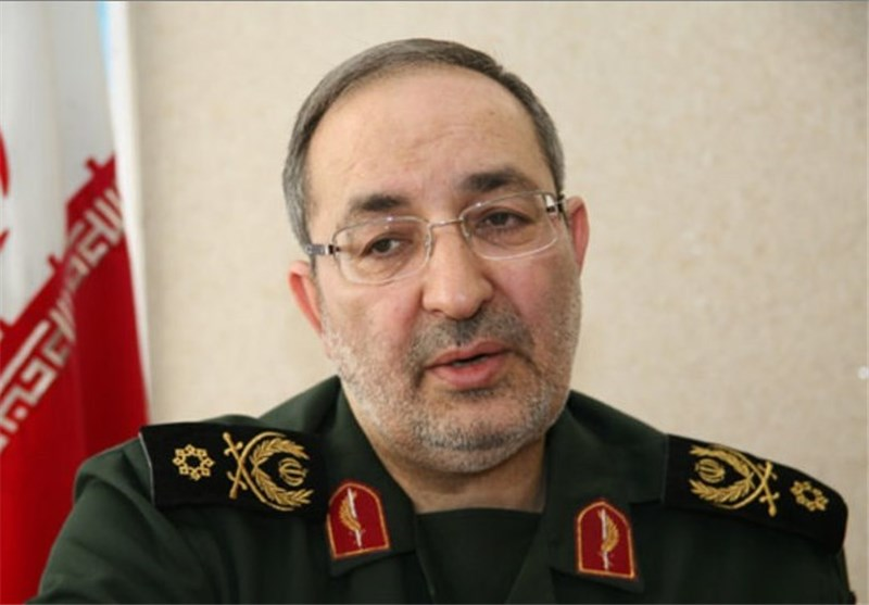 "Iranian Commander Warns US against Crossing ""Red Line"" in Syria"