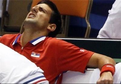 غیبت توجیه خبرگزاری بین المللی تسنیم - احتمال غیبت مرد شماره یک تنیس ...