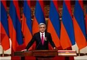سرژ سرکیسیان رئیس جمهور ارمنستان
