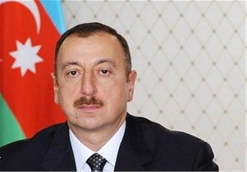 Terrorism Imposed on Region from Outside: Azeri President