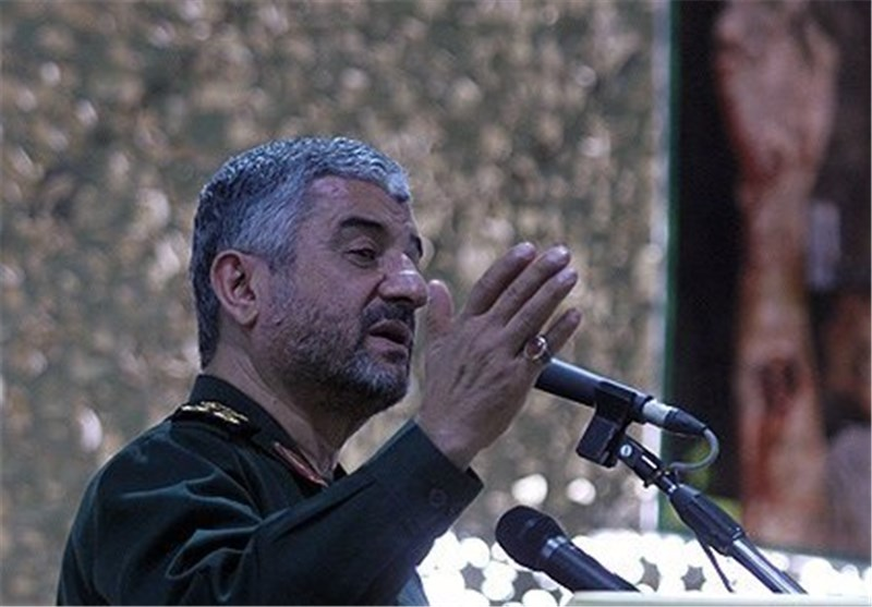 Commander: IRGC Will Do Duty in Case of US Military Move in Syria
