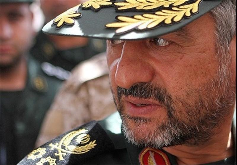 فرمانده سپاه: آنهایی که تا 2هزار کیلومتری ایران پایگاه دارند، بدانند که موشکهای سپاه دقت بالایی دارند