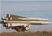 شلیک سامانه موشکی مرصاد در رزمایش ارتش و سپاه