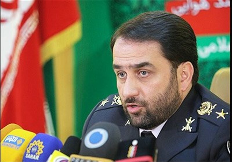 ایران الاسلامیة تعرض لأول مرة طائرة «حازم 3» بدون طیار خلال المناورات المقبلة