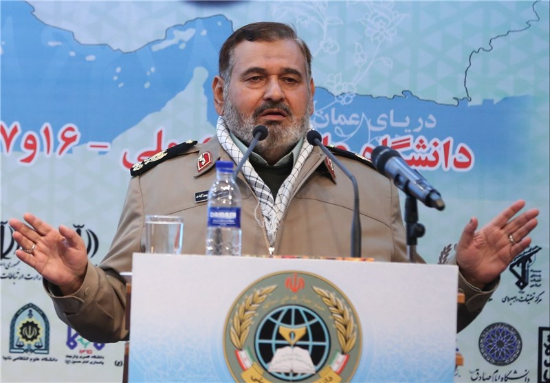 Top Commander: Zionists Intended to Accuse Syria of Firing Missiles