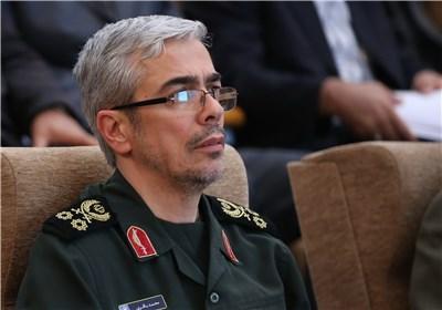 سرلشکر باقری معاون ستاد کل نیروهای مسلح