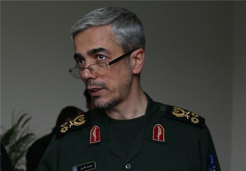 اللواء باقری: اذا تجاوزت عصابة داعش خطوطنا الحمراء سنقضی علیها