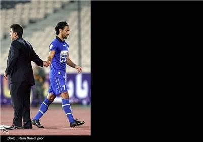 دیدار تیم های فوتبال استقلال و گهر دورود