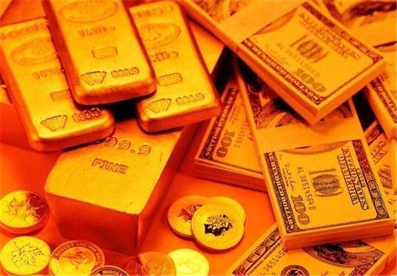 قیمت طلا، قیمت دلار، قیمت سکه و قیمت ارز امروز 97/04/24
