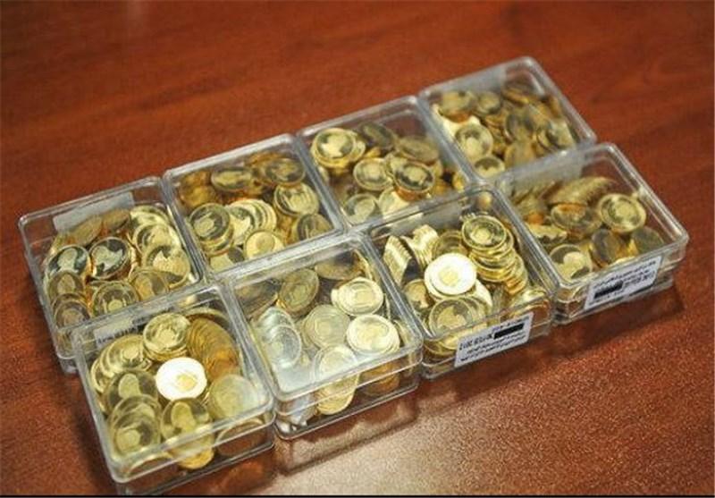 وجه تضمین اولیه قراردادهای آتی سکه طلا در بورس کالا زیاد شد - مراوده