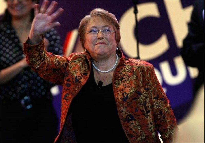 Chile's Ex-Leader Bachelet Favoured in Presidential Vote