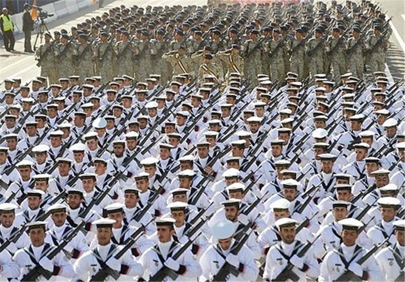 Iran Marks National Army Day with Massive Parades