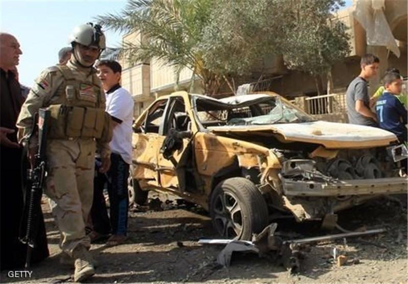 کشته شدن 2 سرباز عراقی بر اثر انفجار بمب در موصل