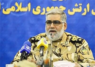 امیر پوردستان فرمانده نیروی زمینی ارتش