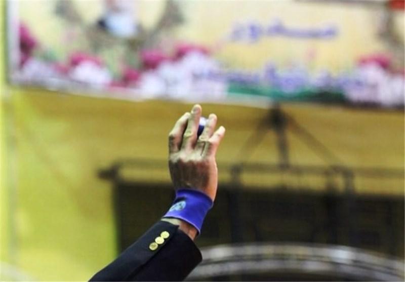 ۷ داور بین المللی کشتی ایران در مسابقات جهانی کنترل درجه خواهند شد