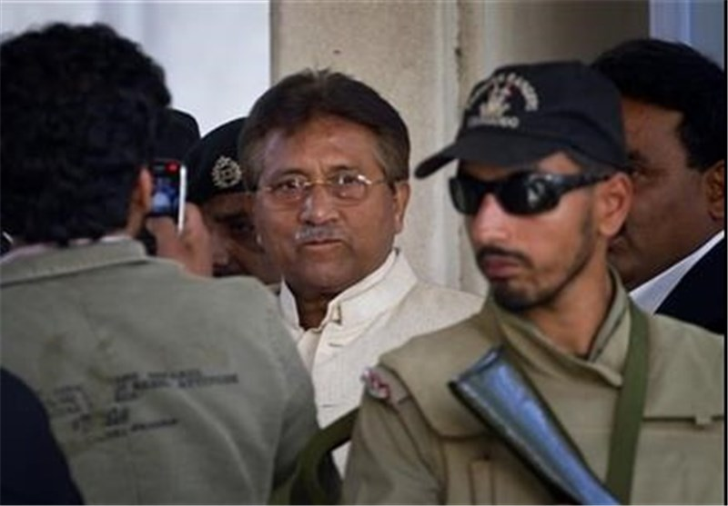 Pakistan Arrests Former President Again