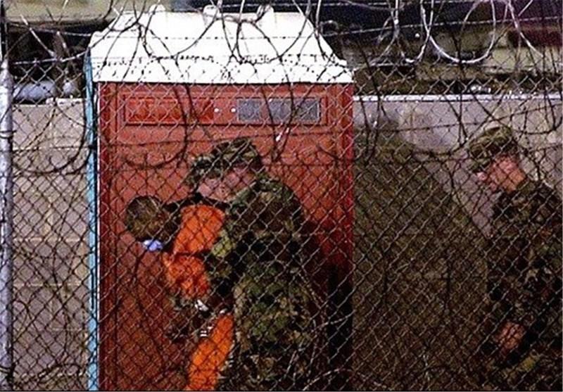 حقوق بشر آمریکایی چهره واقعی آمریکا جنگ ایران و آمریکا جنایات آمریکا