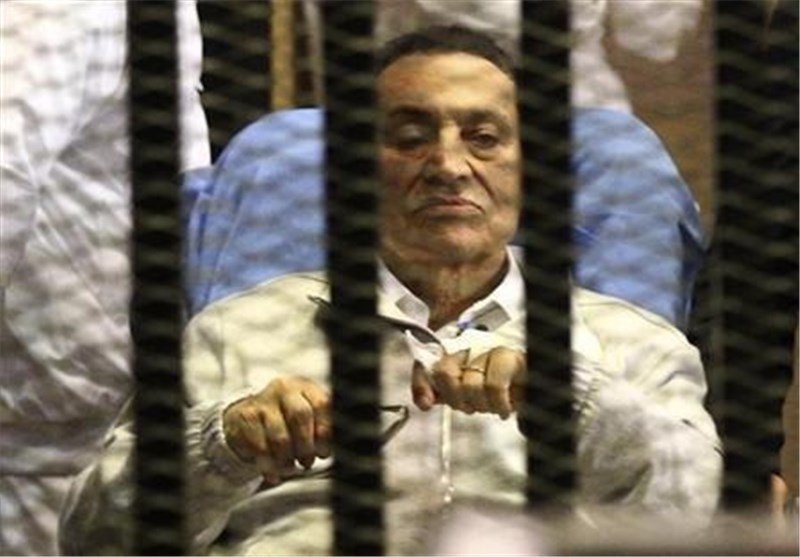 With Egypt in Chaos, Mubarak Misses Court Session