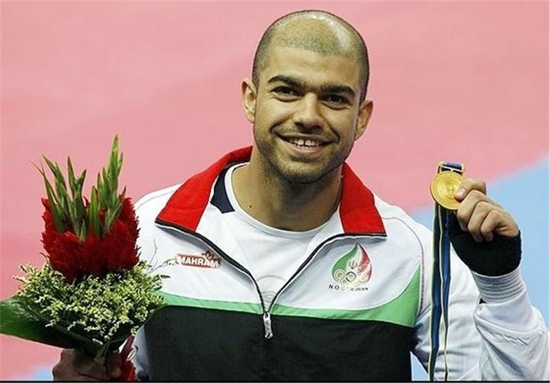 کرمی: در بازیهای آسیایی دنبال کسب مدال هستم/ پولادگر شایستهتر از دیگران بود