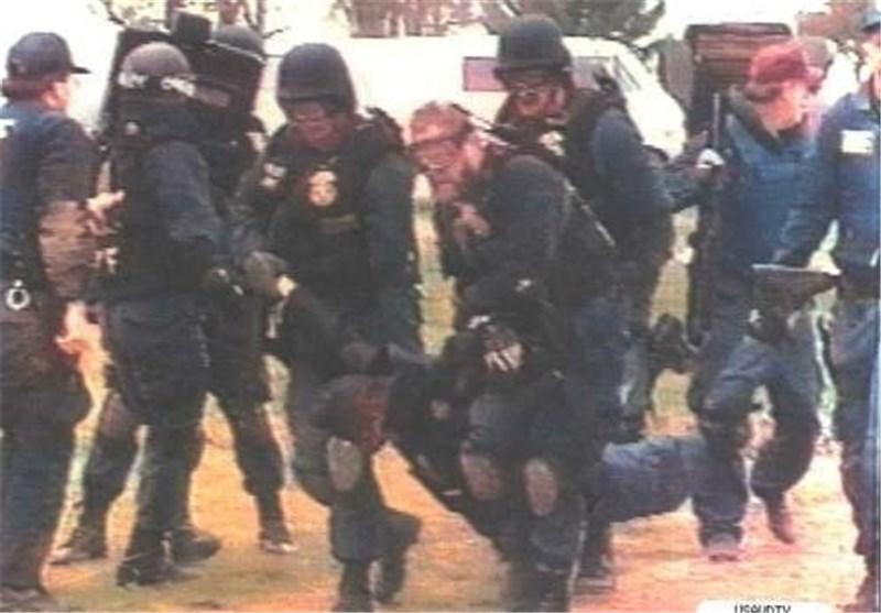 """پرونده حقوق بشر آمریکاییــ1/ سوزاندن اعضای """"فرقه داودیه"""" توسط FBI + عکس"""