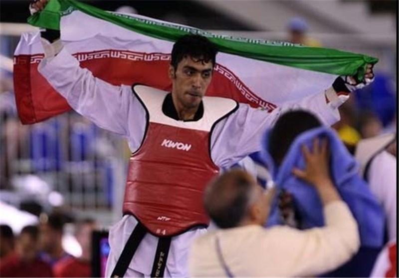 Iran's Taekwondo Captain Nasr Azadani Says Goodbye