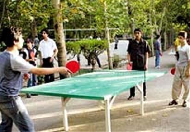 برگزاری مسابقات تنیس روی میز محلات در 214 مسجد مشهد