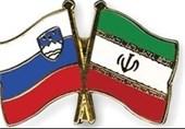 Iran, Slovenia Discuss Enhancement of Parliamentary, Trade Ties
