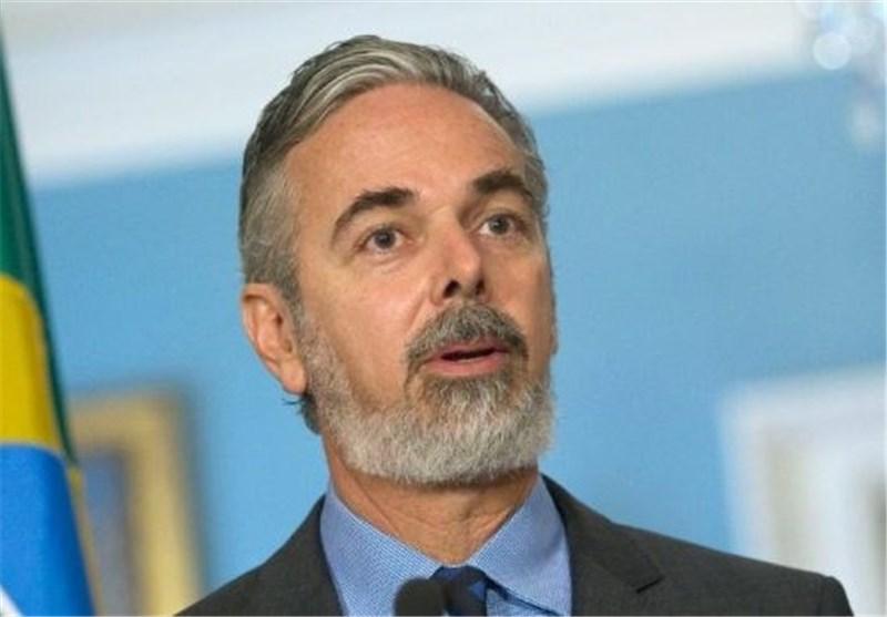 Iranian, Brazilian FMs Stress Expansion of Mutual Ties