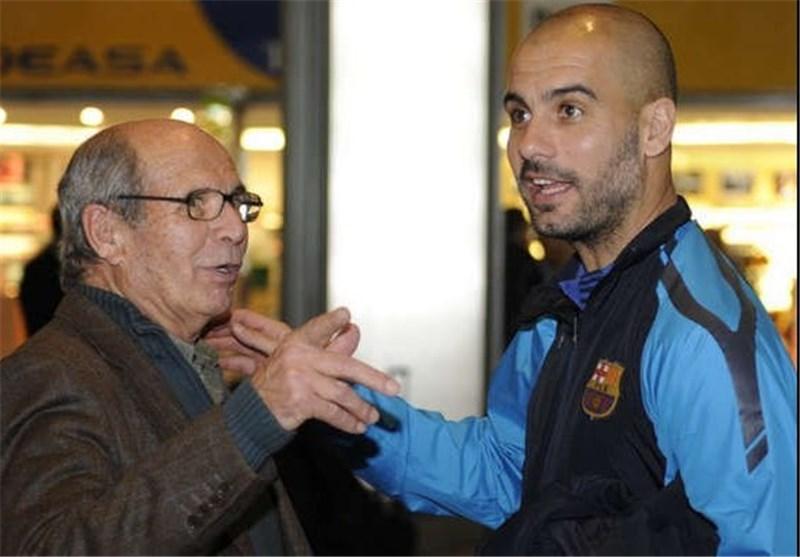 پدر گواردیولا: دوست ندارم پپ سرمربی تیم ملی اسپانیا شود/ بازگشت او به بارسلونا را رد نمیکنم