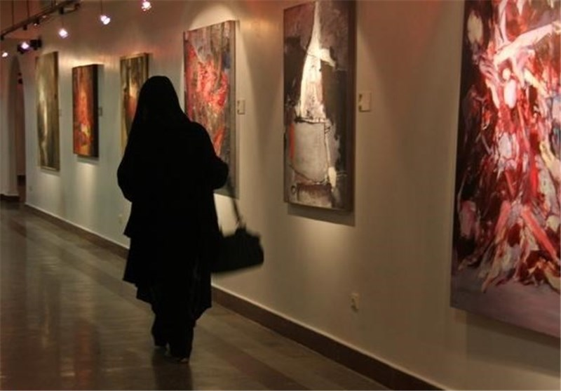 ششمین دو سالانه نقاشان قزوین برگزار میشود