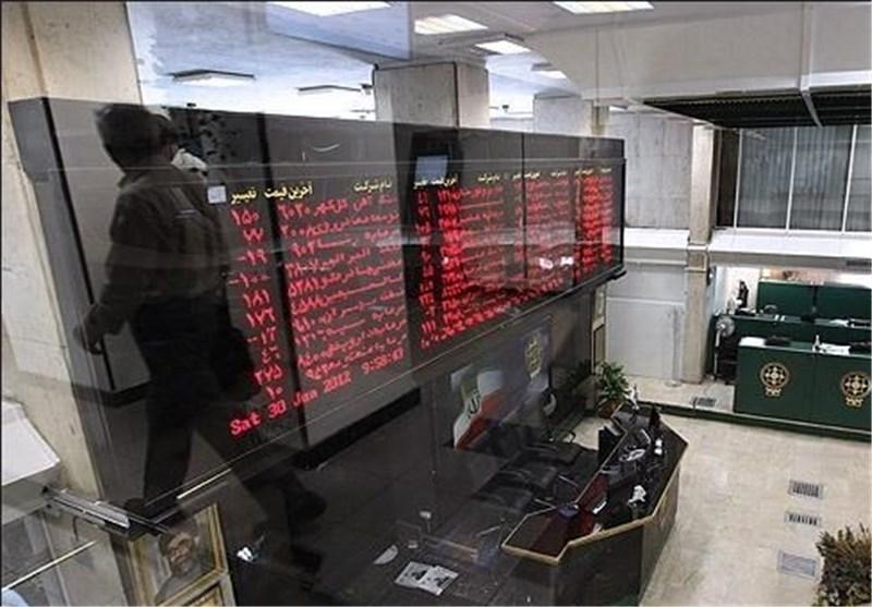افزایش توقف و بازگشایی نمادهای بورسی در تالار شیشه ای
