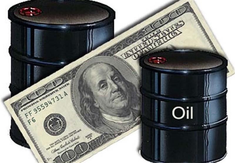 دلار نفت