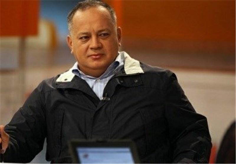 کابیو رئیس مجلس ونزوئلا ماند