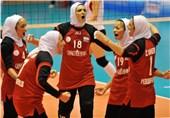 برگزاری دیدار دوستانه تیم والیبال بانوان ایران با استرالیا/ نایب رئیس، داور شد