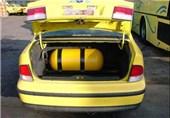 تاکسیهای شاغل در آژانسها از طرح رایگان گازسوز کردن خودرو بهرهمند میشوند