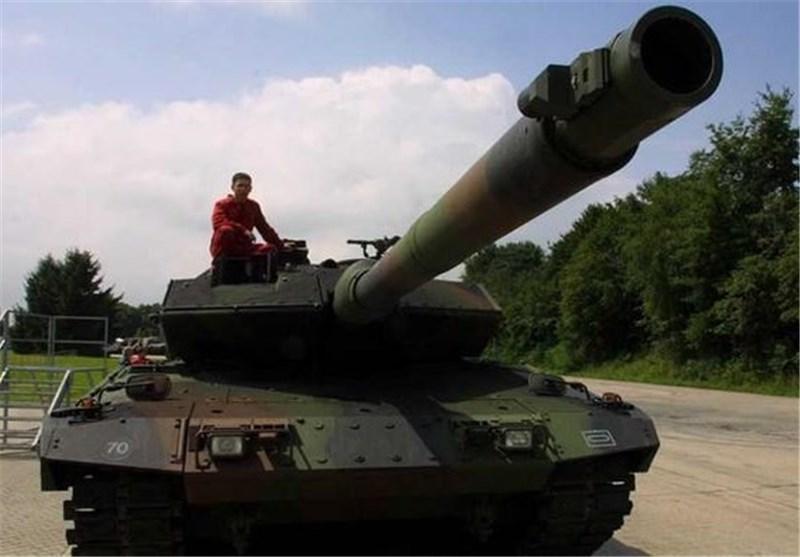 آلمان تانک