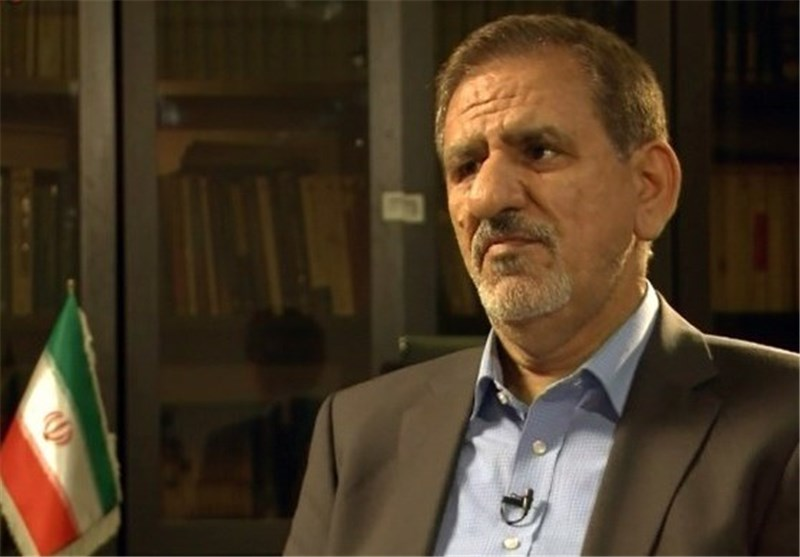 Rouhani Appoints Jahangiri as First Vice-President