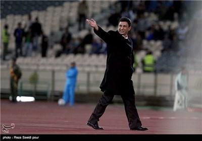 دیدار تیم های فوتبال استقلال و الریان قطر