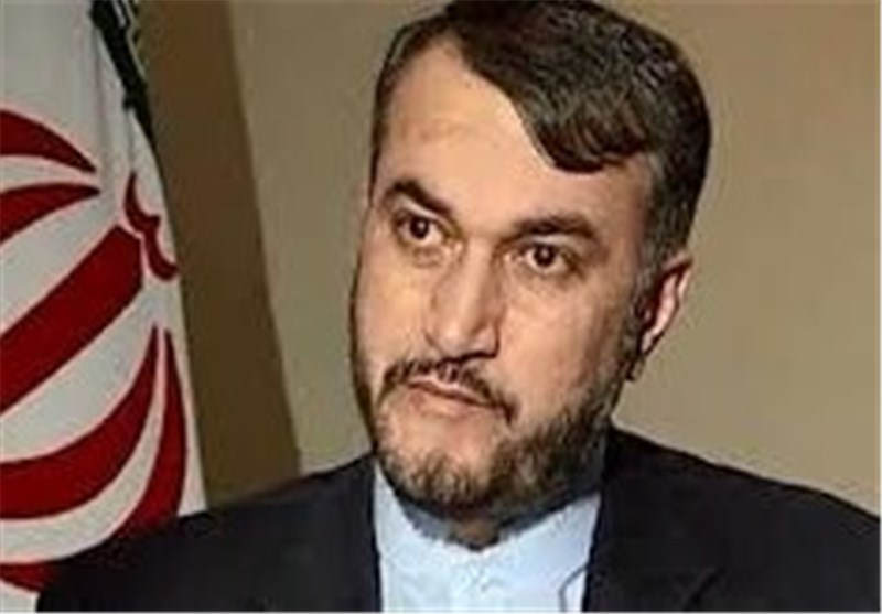 Iranian Diplomat, UN Official Consult on Humanitarian Aid to Syria