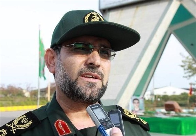 Commander Reiterates IRGC's Readiness to Ensure Persian Gulf Stability