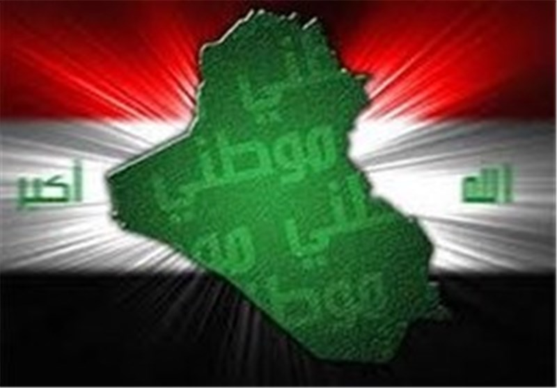 خارطة العراق