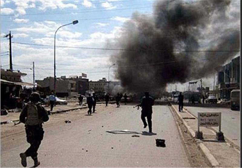 تلاش پلیس محلی و عشایر عراق برای کنترل مرزها