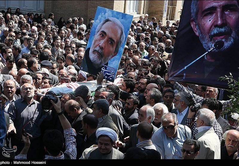 مراسم نکوداشت مرحوم امیرحسین فردی در اردبیل برگزار میشود