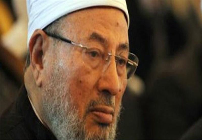 یوسف قرضاوی فتوای قتل قیامکنندگان علیه مرسی را صادر کرد