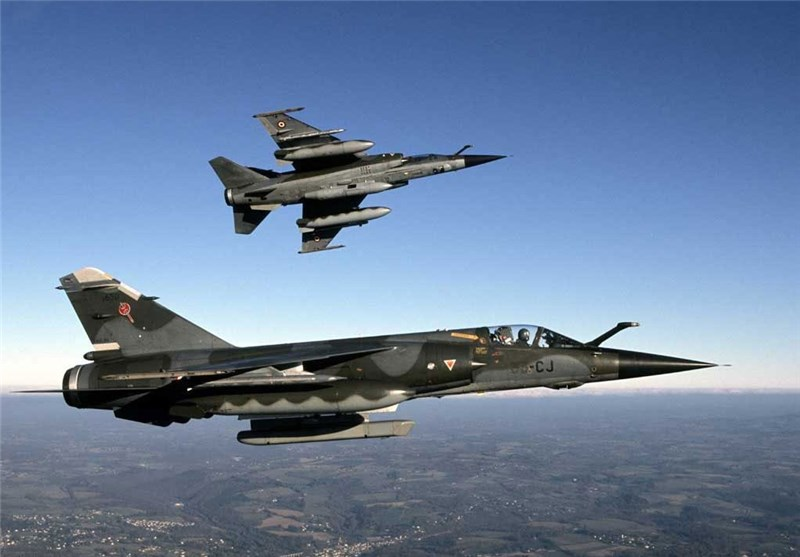 Israeli Jets Hit Targets on Lebanon-Syria Border