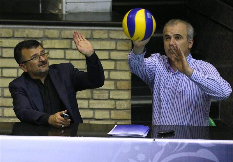 داورزنی: میخواستم از کمیته ملی المپیک به والیبال ایران کمک کنم
