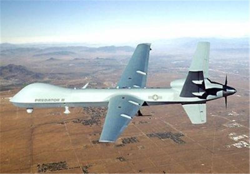 طائرات بدون طیار تحلق لأول مرة بمناورات محمد رسول الله