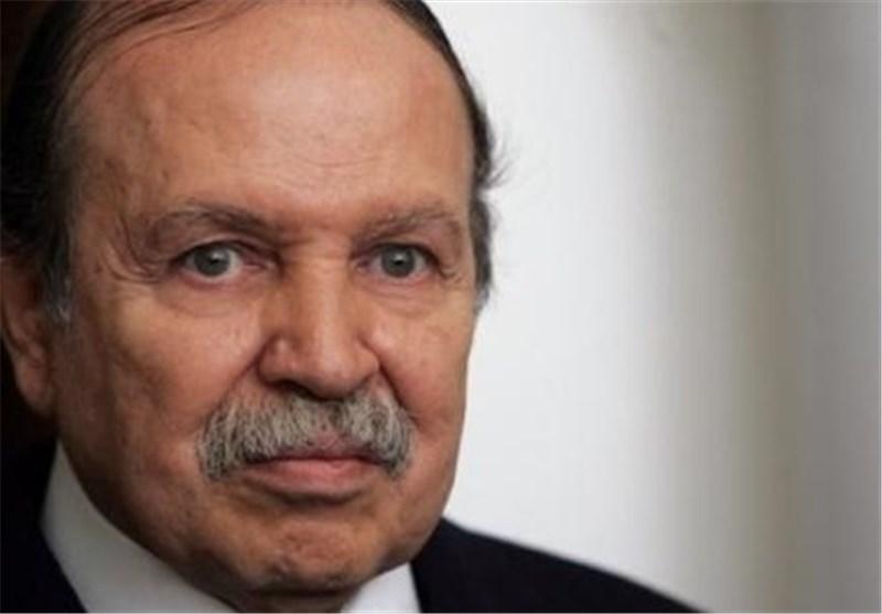 انتقال رئیسجمهور الجزایر به فرانسه برای انجام معاینات پزشکی