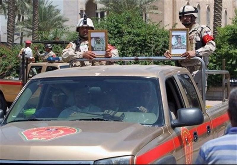 ارتش عراق برای عملیات گسترده در الرمادی آماده میشود